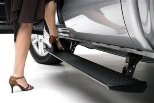 AMP Research 75137-01A PowerStep Electric Running Boards Image 1
