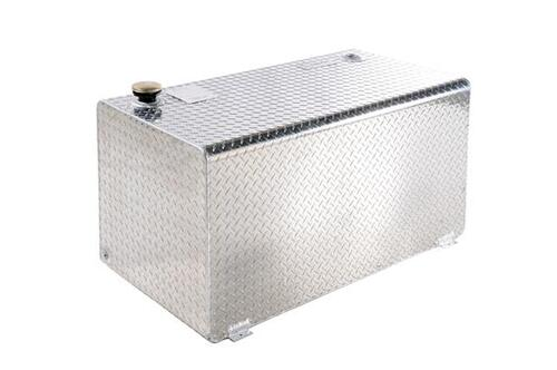 Dee Zee DZ91753 (106 gallons) Rectangle Transfer Tank - Aluminum