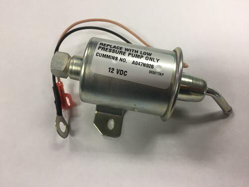 Cummins Onan Fuel Pump A047N926, KY Model