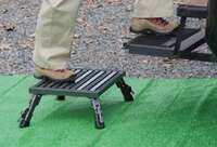 Adjustable Safety Step stool