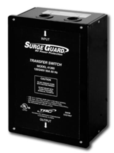 Automatic Transfer Switch with Surge Guard
