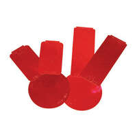 55-1215 - 6pk Reflector Kit Red - Image 1