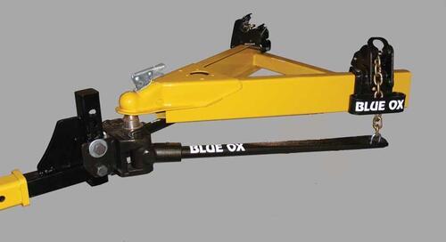 blue ox sway bar hookup