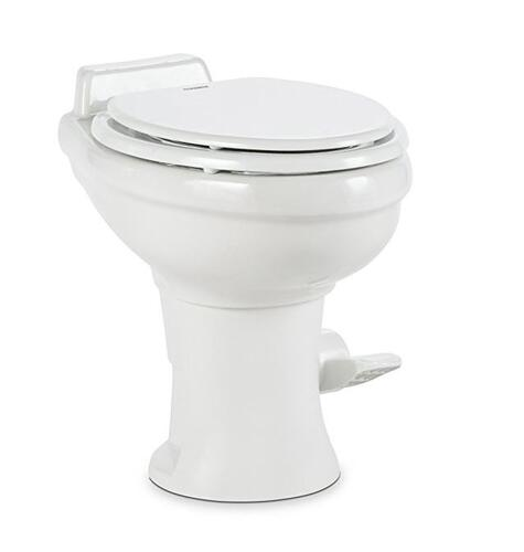 Dom.320 Toilet-Wh-W/Spray