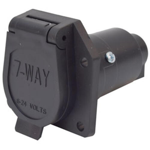 19.4238 - 7way Conn Vehicle End - Image 1