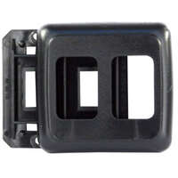 55-2056 - Dbl Sw Base & Face Plate- - Image 1