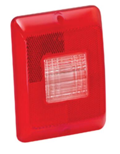 #84 Series Recessed Tail Light, Vertical Lens