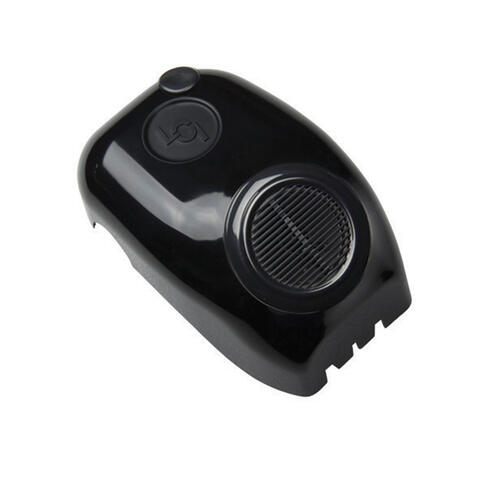 Solera? Power Awning Speaker Drive Head Front Cover - Black Image 1