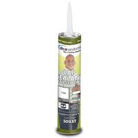 DICOR EPDM RUBBER ROOF SYSTEM LAP SEALANT WHITE-10.3 OZ TUBE Image 1