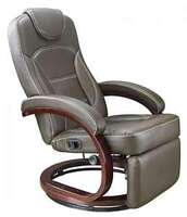 EUROCHAIR RECLINER - BROOKWOOD CHESTNUT