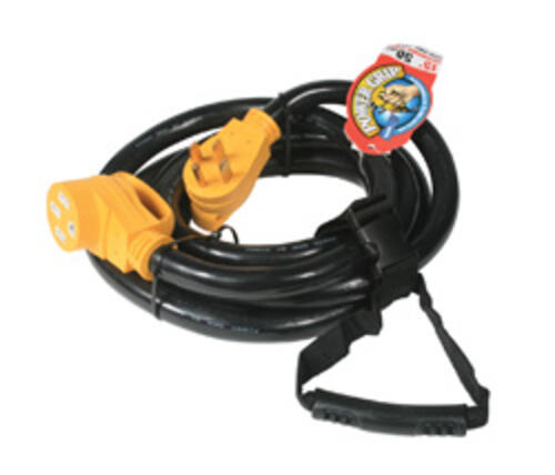 50a Ext Cord 15' W/Sling