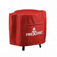 FIREDISC COVER FOR 24IN COOKERS - RED