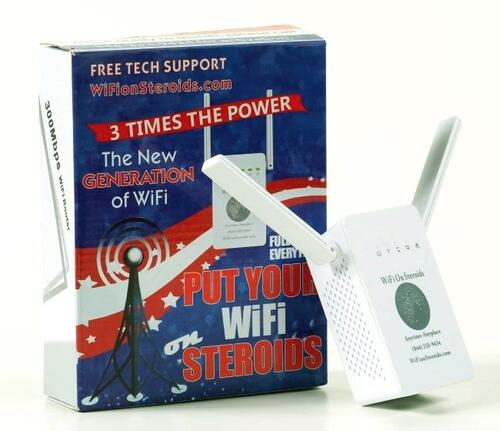 Wifi On Steriods Wifi Signal Booster Us And Canada Wf 101