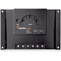 19.6425 - Samlex Solar Charge Controller - 10 Amps - Image 1