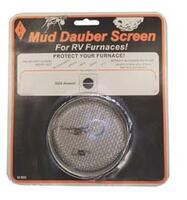 Furnace Vent Mud Dauber Screen