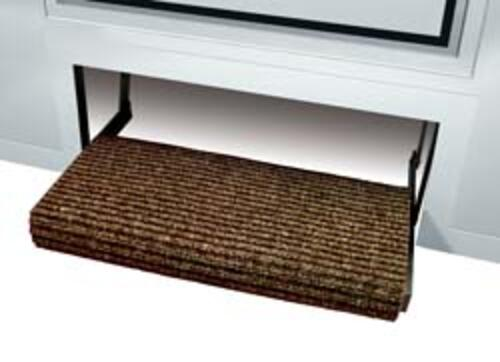 Ruggids RV Step Rug S Brn