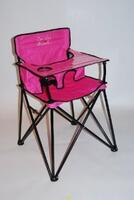 Baby High Chair - Pink