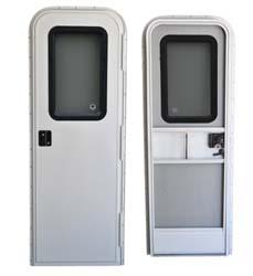 26x72 Radius Entry Door  sc 1 st  PPL Motor Homes & RV Entrance Doors w/frame for sale | PPL Motor Homes