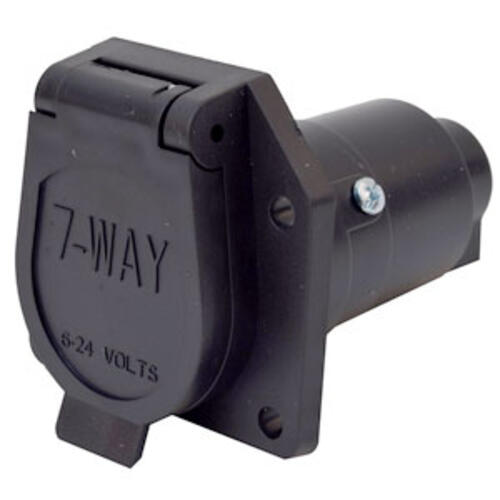 19.4239 - 7way Conn Vehicle End - Image 1