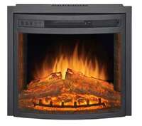 Lasalle Bristol 26' Curved Fireplace Insert Image 1