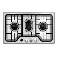 Gas Cooktop ? Stainless Steel Image 1