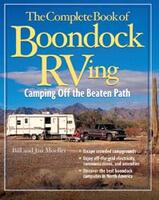 RV Boondocking Book