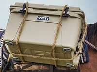 YETI TUNDRA 45 ICE CHEST - TAN