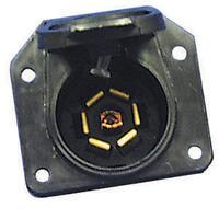 55-8512 - 7way Plastic Car End - Image 1