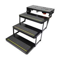 "25 Series (8"" Rise) Step Assembly with Logic Control Unit and Power Switch Kit Image 1"