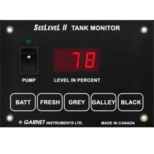 20.7076 - Tank Monitor System For 4 - Image 1