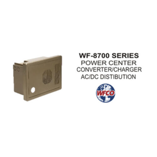 19.6533 - 40amp Power Center - Blac - Image 1