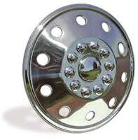 Wheel Masters Single Wheel Cover - 19-1/2""