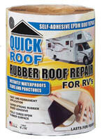 Quick Roof F/ Rub-Rf Patc