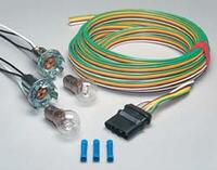 Bulb and Socket Towing light kit
