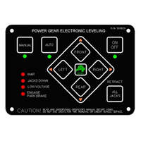 Power Gear Leveling Auto Touch Pad Service Kit Image 1