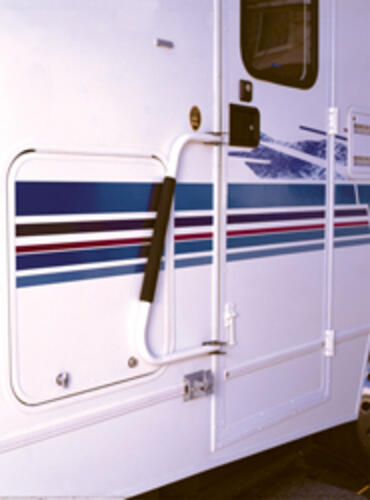 Fold Away Grab Handles for RV's