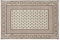 Faulkner 48703 Vineyard 8 by 20-Feet Beige Multi-Purpose Mat Image 1