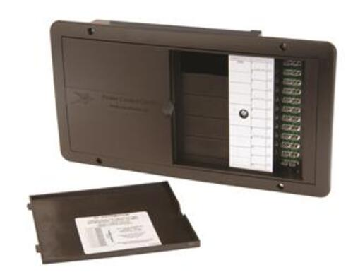 30 Amp Panel Converter/Distribution Panel by Progressive Dynamics | PD50K3Q2GP Image 1