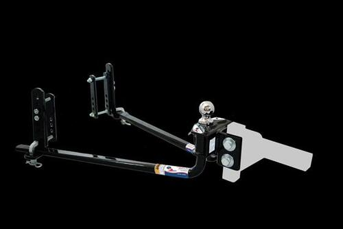Fastway e2 Weight Distribution w/ 2-Point Sway Control- Round