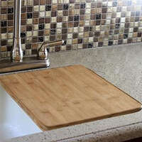 03.1952 - Sink Cover,Bamboo - Image 1