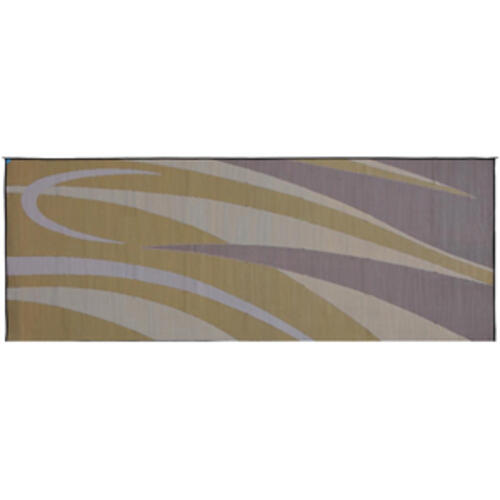 01-4999 - Graphic Mat 8x20 Brngold - Image 1