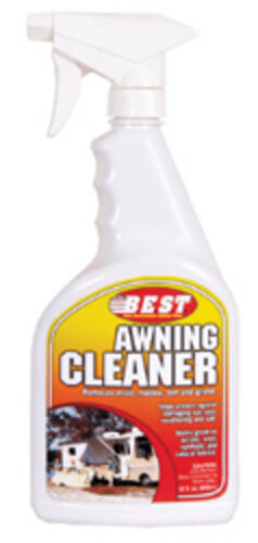 RV Awning Cleaner