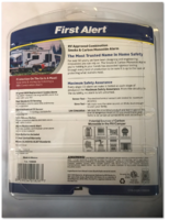 First Alert BRK Smoke & CO Detector 71.7867