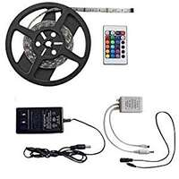 6 ft. RGB Strip Light Kit with Remote Image 1