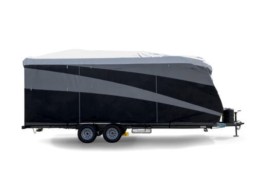 Pro-Tec RV Cover, Travel Trailer, 18'-20' Image 1