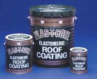 Elastomeric Roof Coating White 5 Gallon