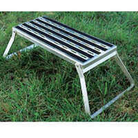 95.7956 - Metal Step Stool, Bi-Fold - Image 1