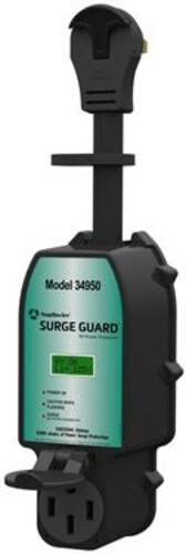?SouthWire Surge Protector - Portable With LCD Display