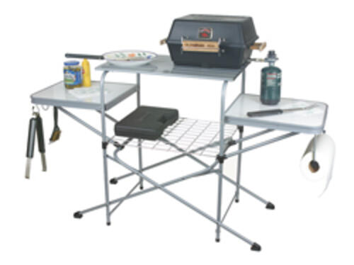 Fold Grill Table