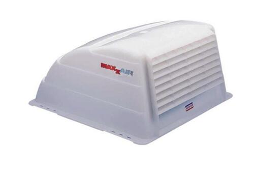 maxxair vent covers-white